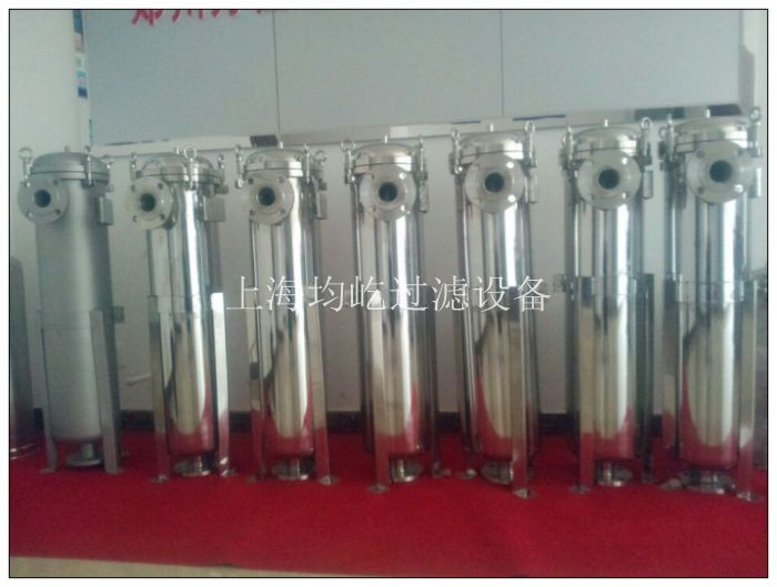 Stainless steel bag filter in stock
