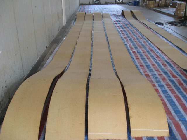 Woven Brake Lining Material : Woven brake lining in roll cixi oriental friction