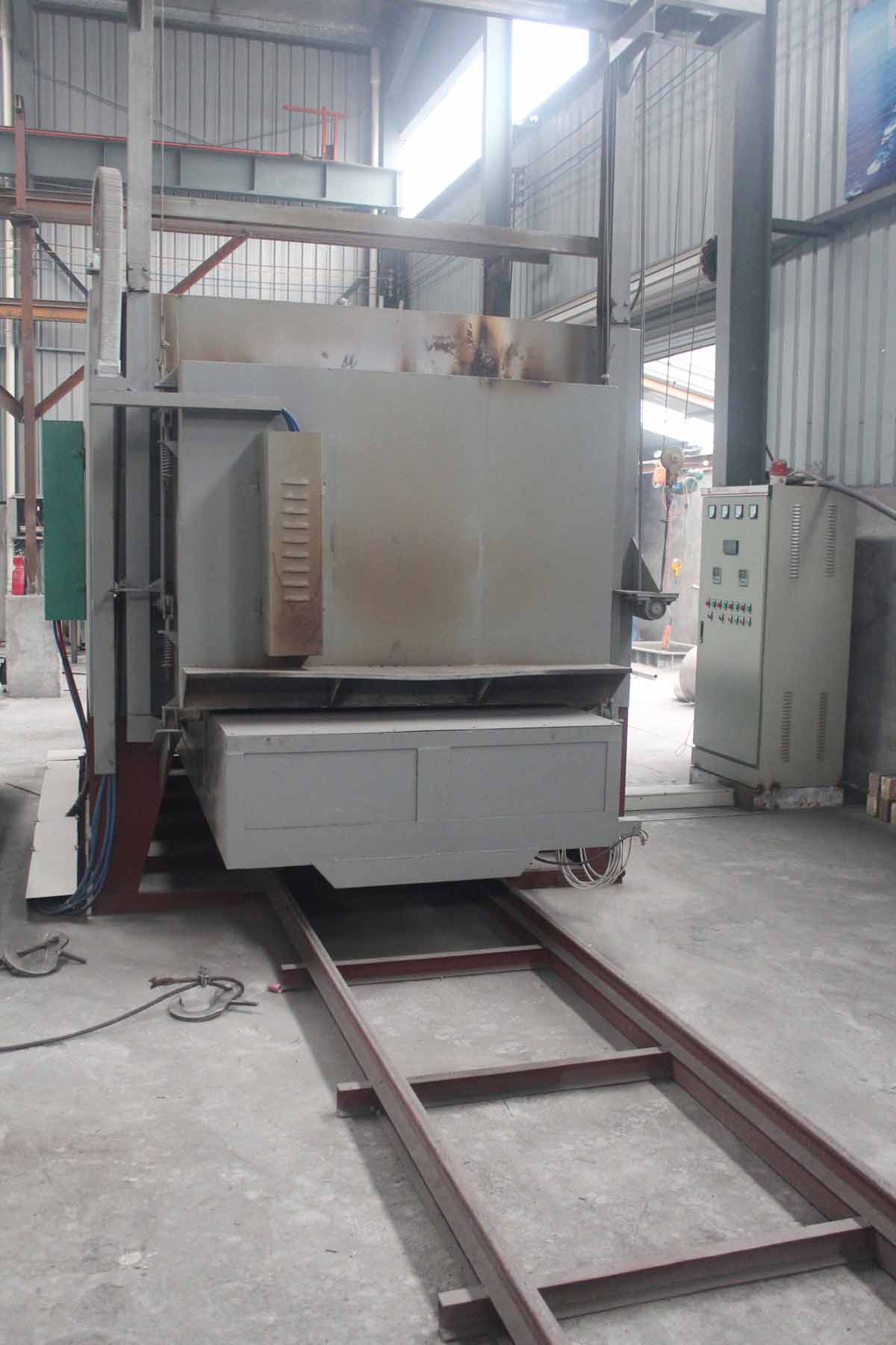 Furnace for Heattreatment