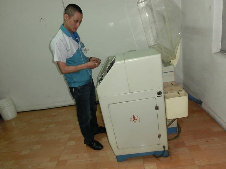 hangzhou maichuan worker