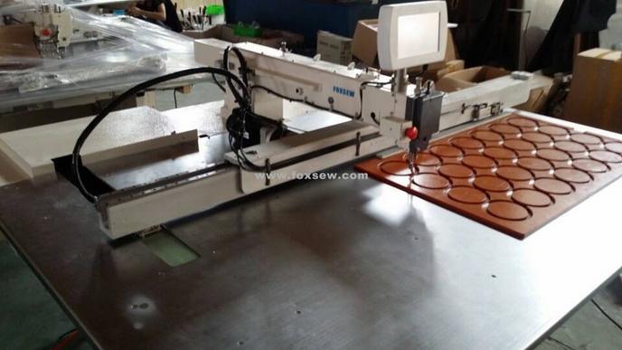 Pattern Sewing Machine