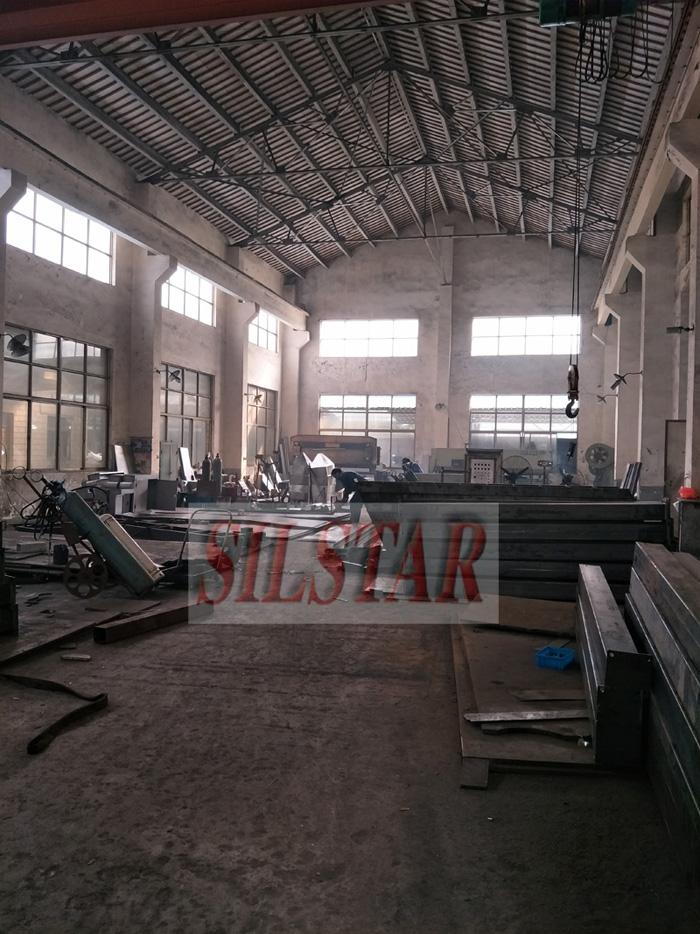 machine plate workshop
