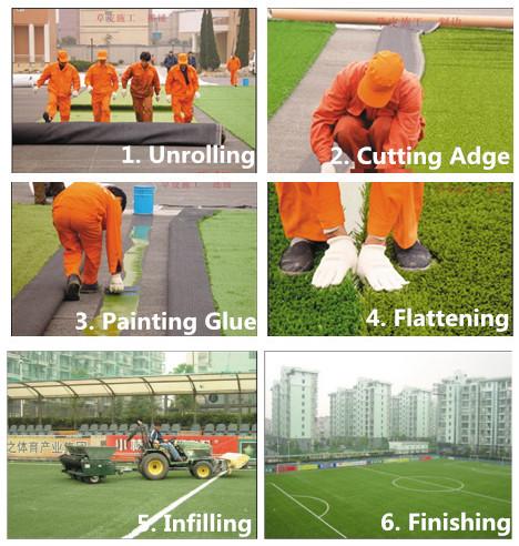 Installation - sports