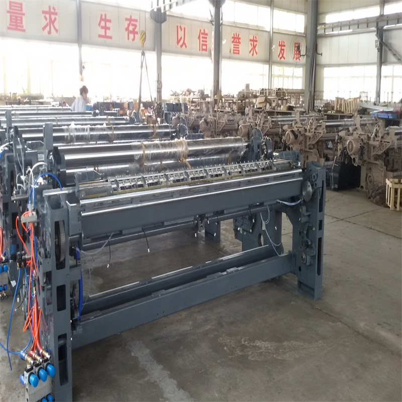 Qingdao Jindefeng Textile Machinery Co.,Ltd for air jet loom & water jet loom