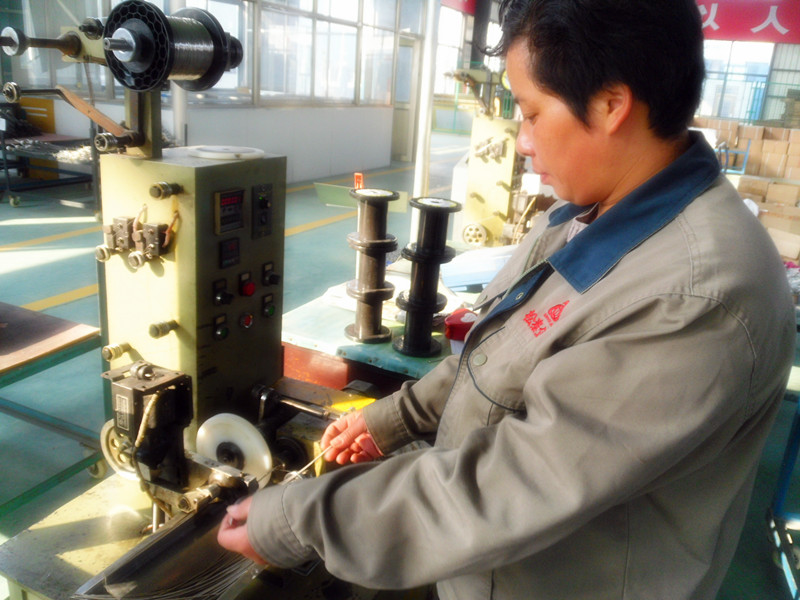 HeatingAlloy Wire Production