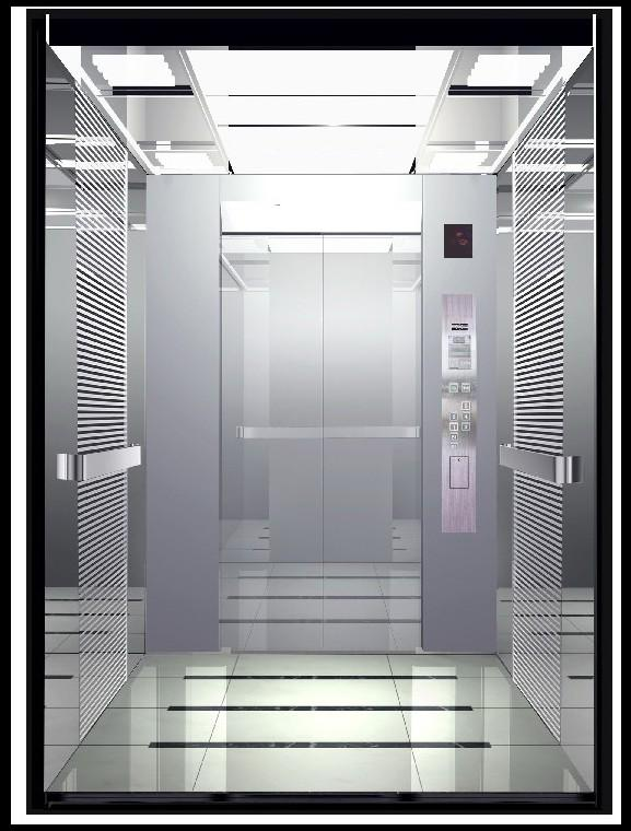elevator or lift door
