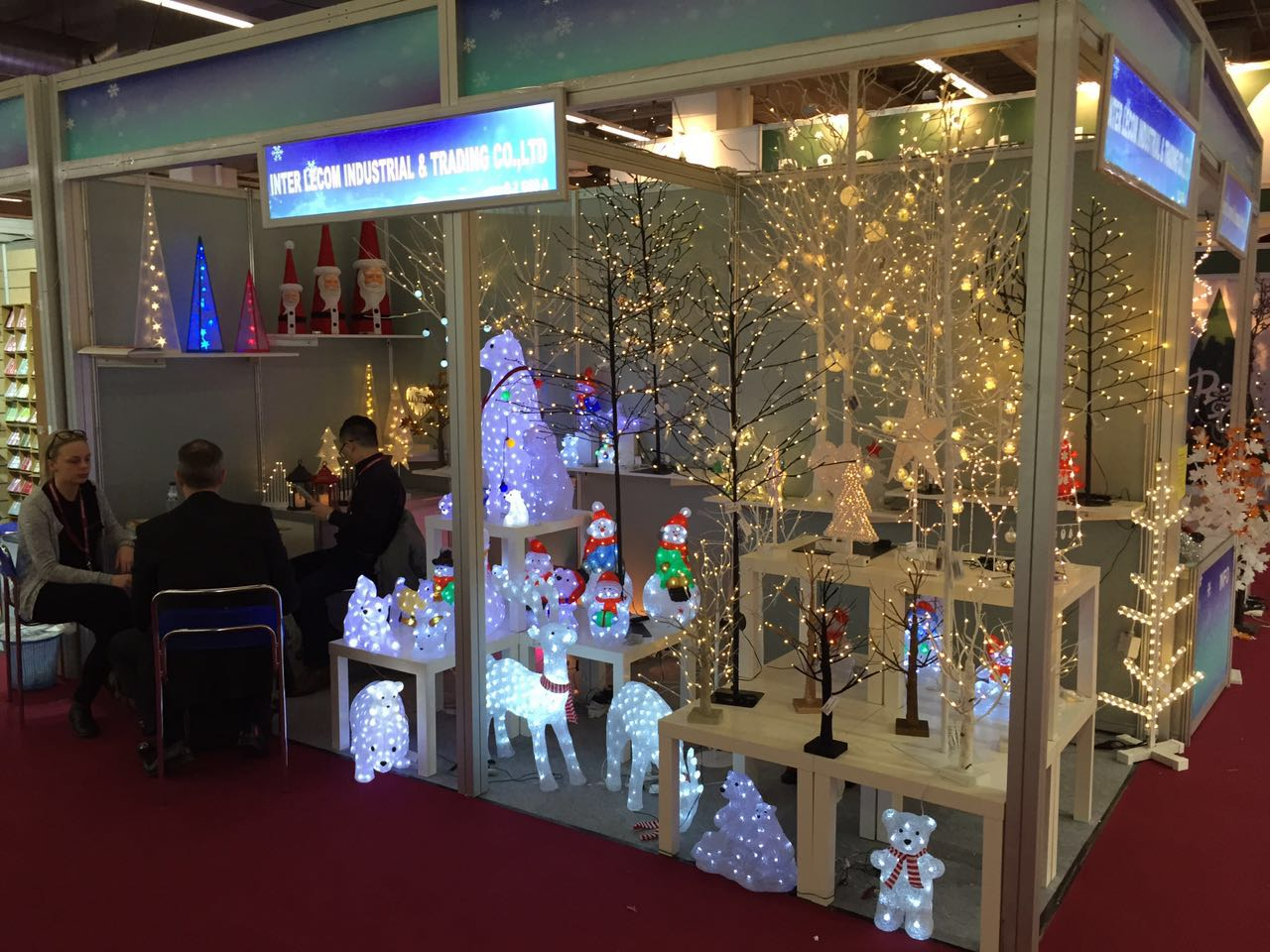 Christmasworld Fair in Frankfurt 2017
