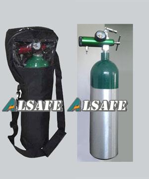 Aluminium Medical Portable Oxygen Tank