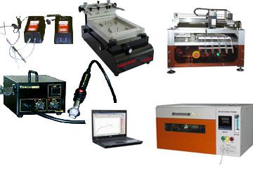 Proposal 2 of Mini-Type SMT Production Line