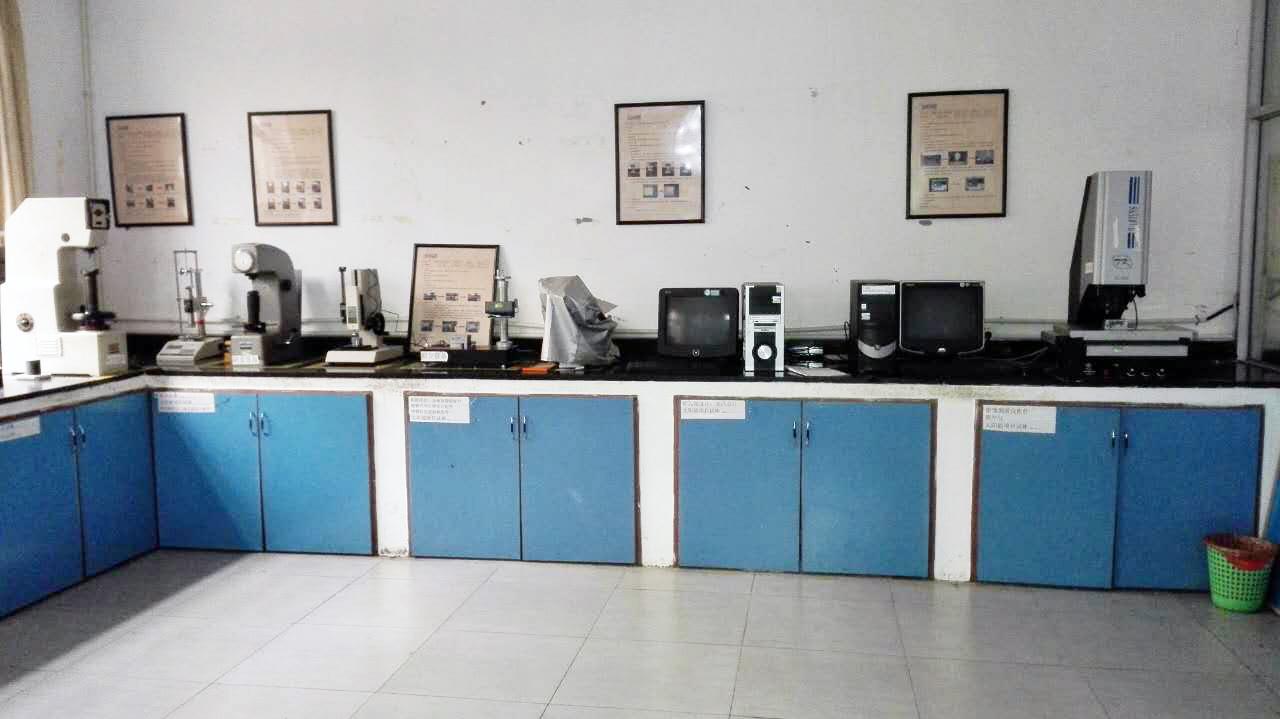 Hardeness test machines