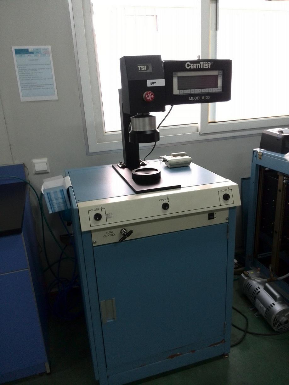 Tester TSI-8130