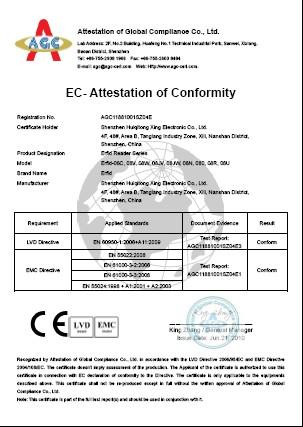 CE certificate_Erfid-08C
