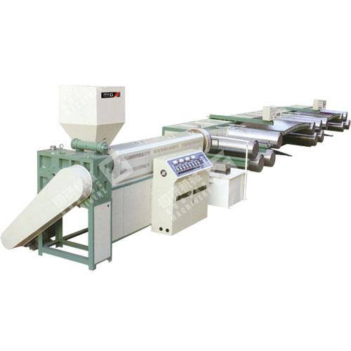 Plastic Flat Film Tape Drawing Machine