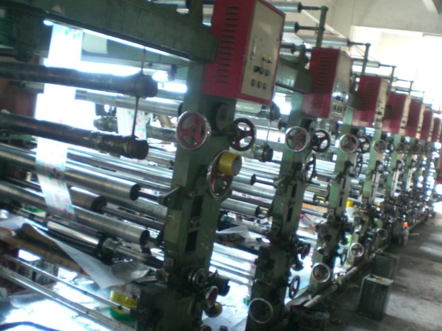 Print Bags -- Printing Machine