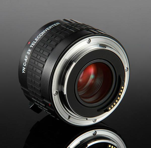 YONGNUO YN-2.0X II Teleconverter Extender Auto Focus Lens for Canon EOS EF Lens