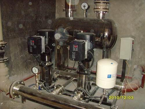 Non-Negative Pressure Intelligent Constant Pressure Water Supply Equipment