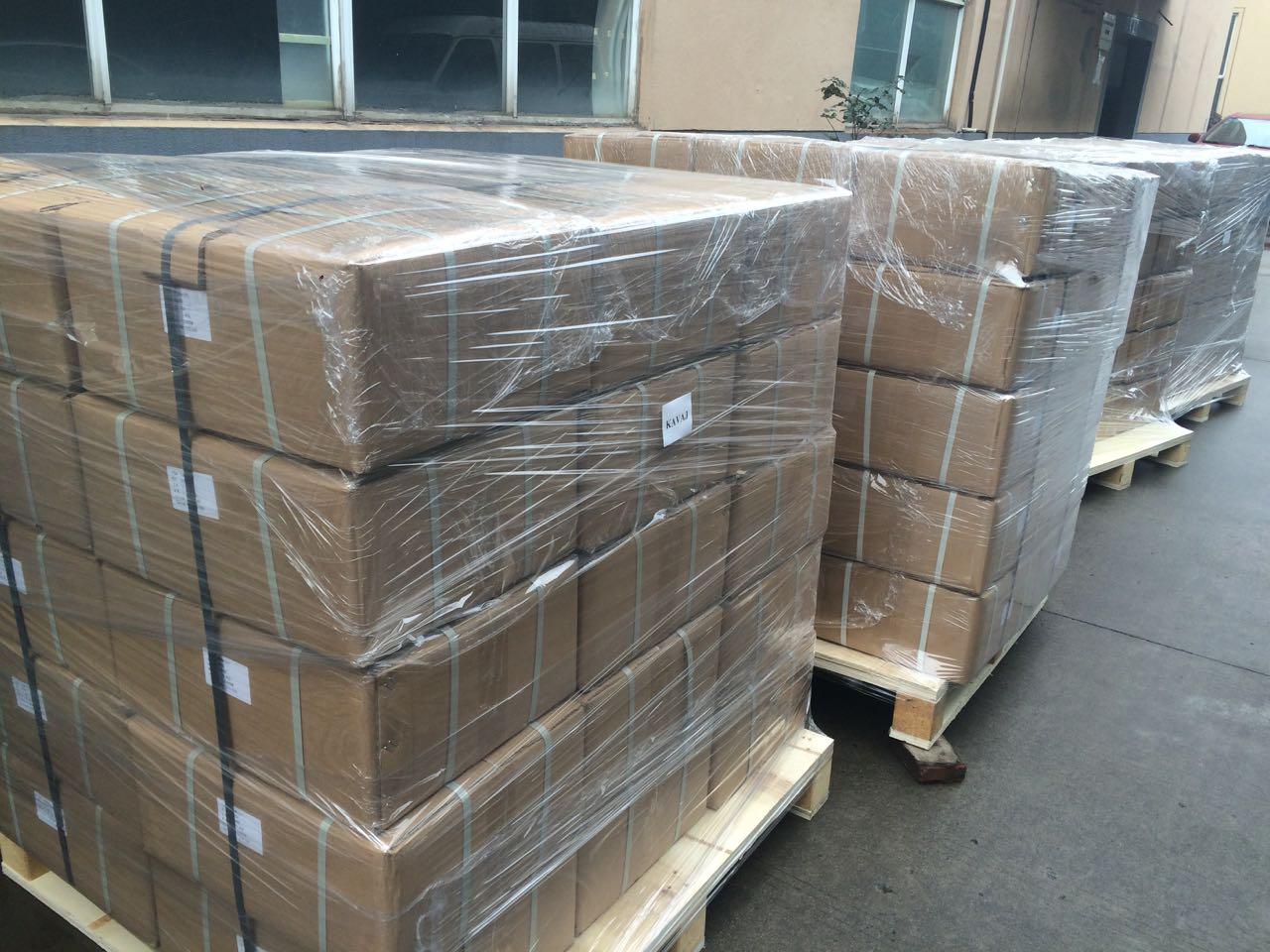 HAX standard packing photo