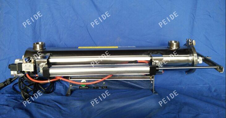 Three sets of PDCn-150 pneumatic cleaning UV sterilizers have been freighted to Nanjing