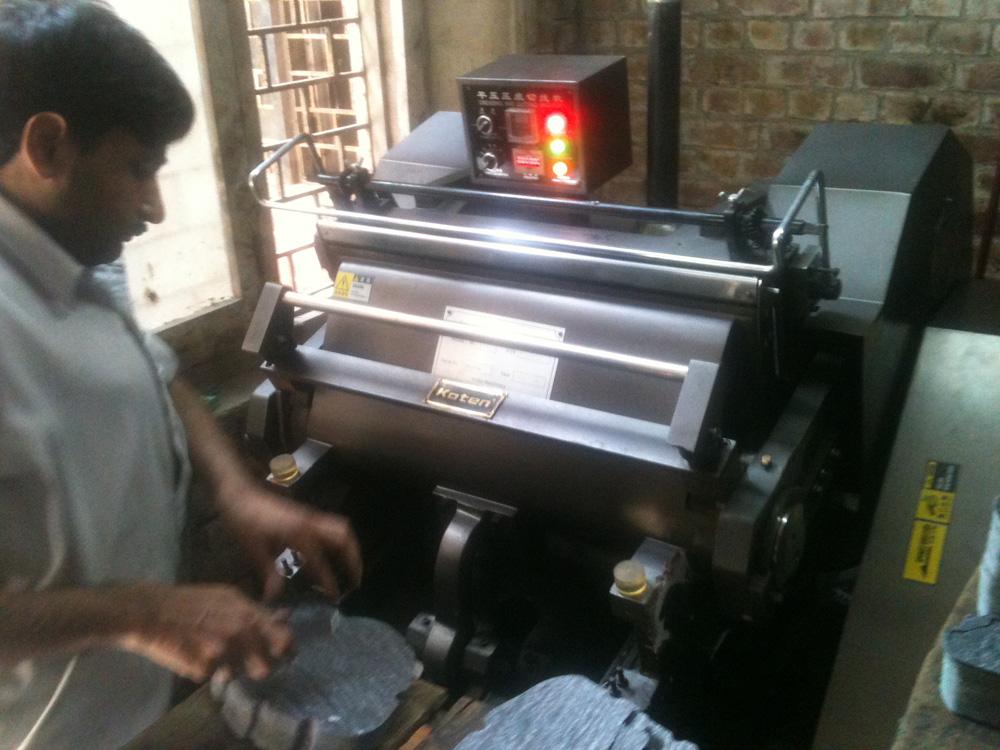 Die Cutting Machines to Pakistan