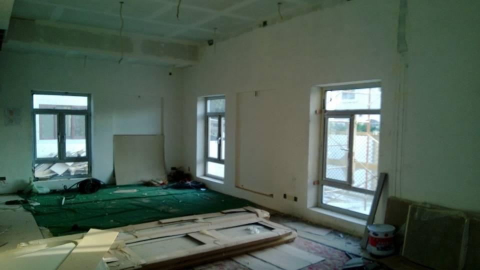 Dubai Villas Project Construction Site