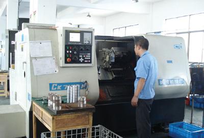 Manufacture facilities --NC machine I