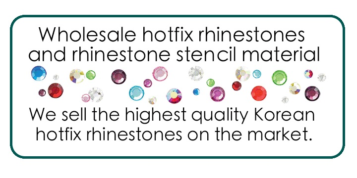 Wholesale HotFix Rhinestones