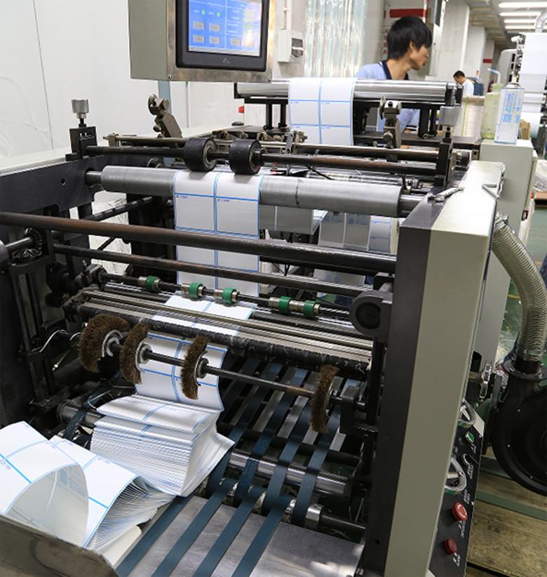 Label Sticker Trademark Machine