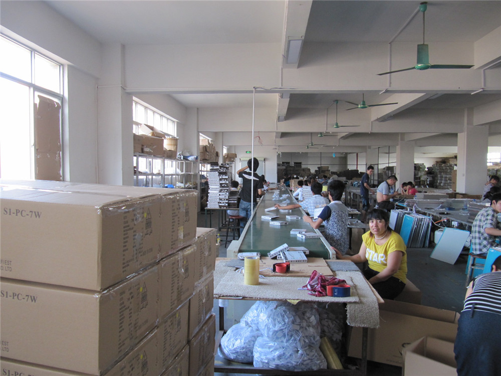 Best LED Panel Lights supplier: Zhongshan YAYE Lighting Co.,LTD