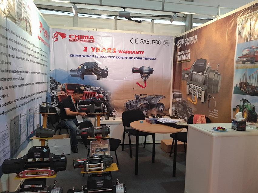 Automechanika in Frankfurt, Germany