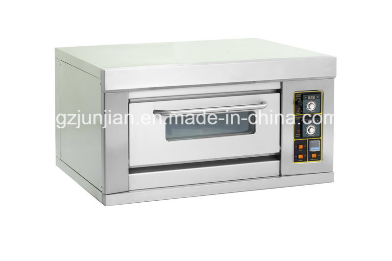 New Stainless Steel Commercial Gas Pizza Oven