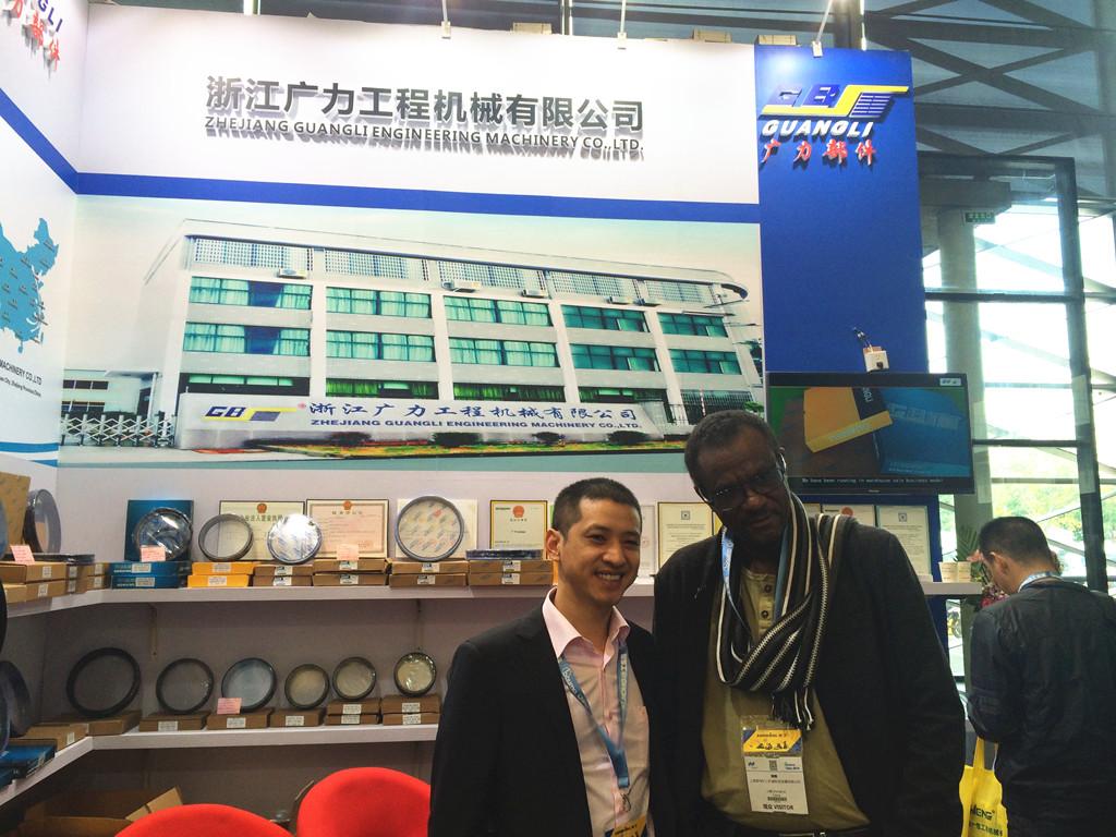2014 Buma show Shanghai
