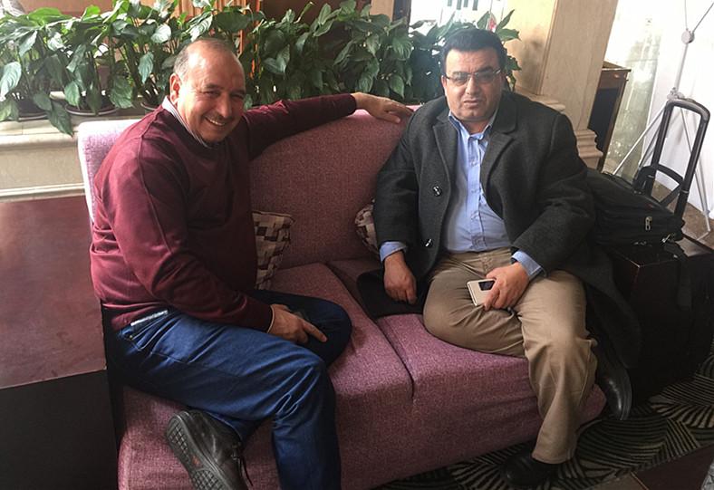 Jordan and Saudi customers visit Forstec