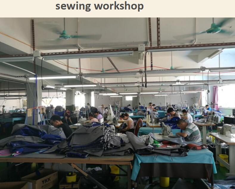 sewing department