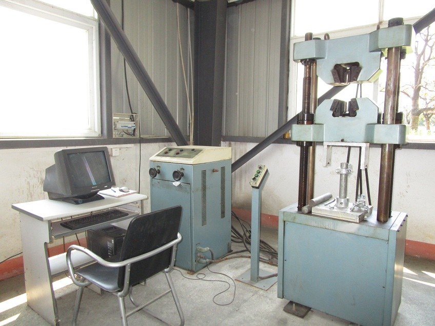 Testing Laboratory-Universal Testing Machina