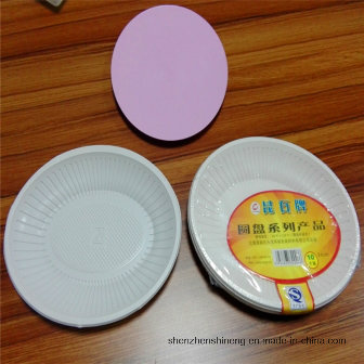 Food packaging trays--- Stone Paper (ST400-700um) Non-toxic & Photodegradation