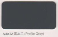 ALB612 Profile Grey