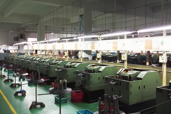 Cold Heading Factory