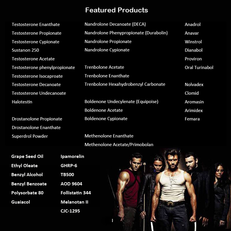 Raw Steroids and Bodybuilding Supplements