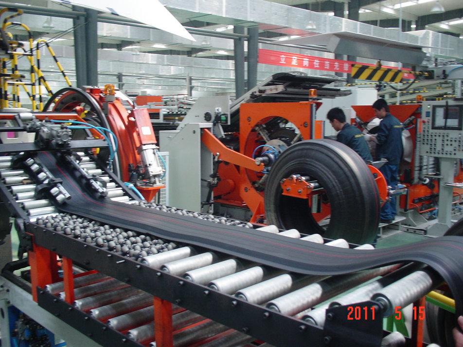 Truck and Bus Tire Produce Line-1