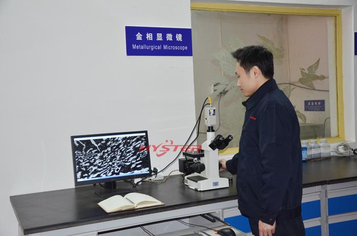 Lab-Metallographic microscope