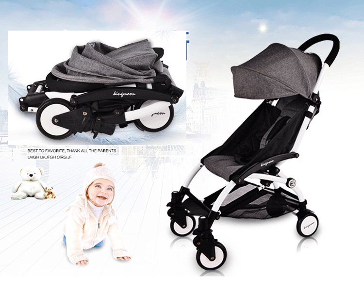 Wholesale high quality baby buggy stroller 2016 with baby pram car