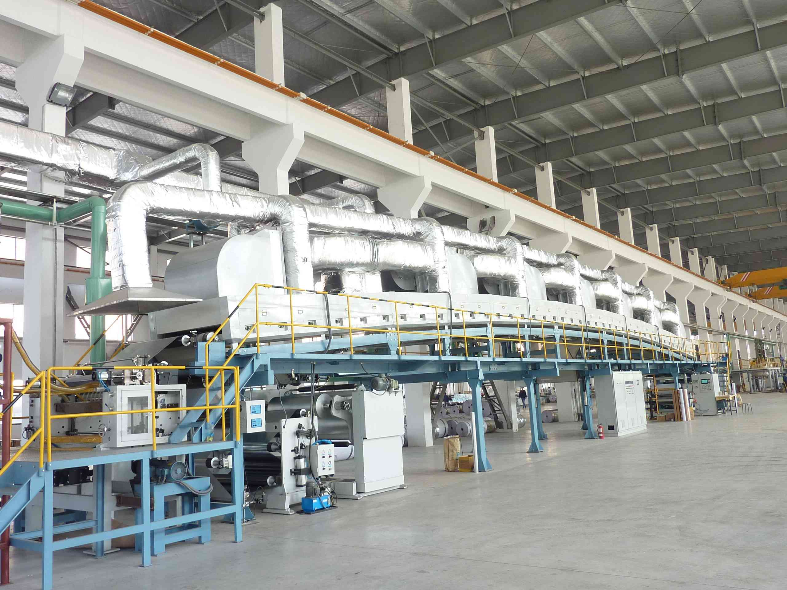 Adhesive Tape Coating Line