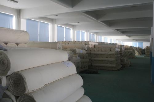 Greige fabric wearhouse