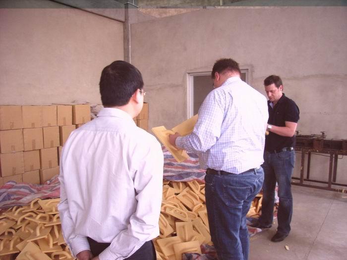 2012-01-06 Customer visit