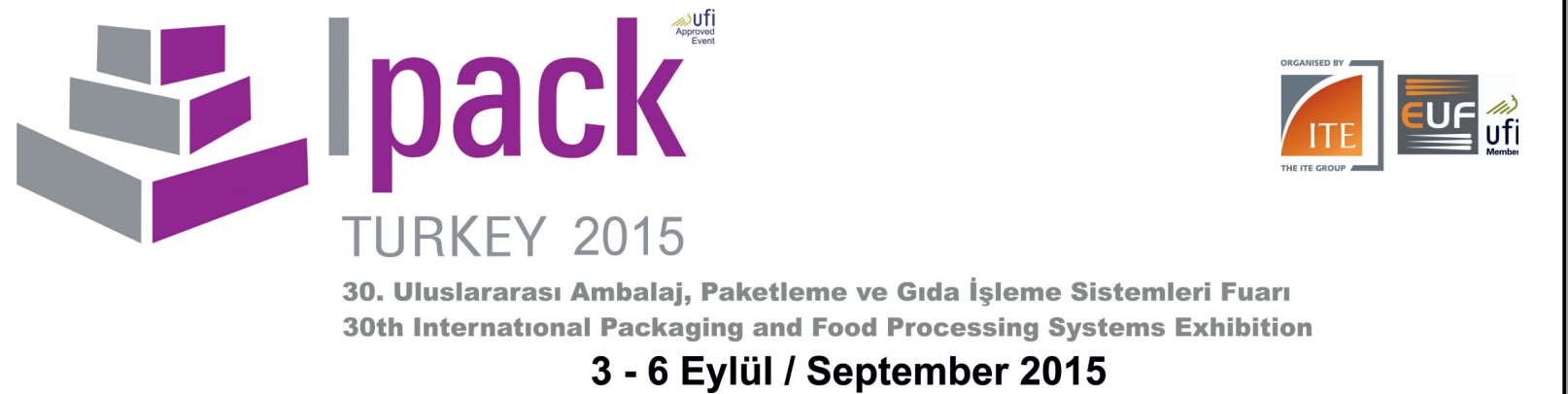 NEW Turkey fair IPACK 2015