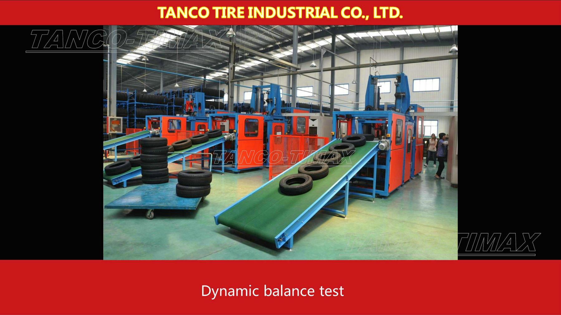 11. Dynamic balance test