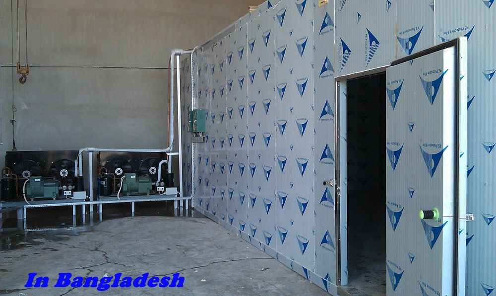 Project Case in Bangladesh Large Cold Room