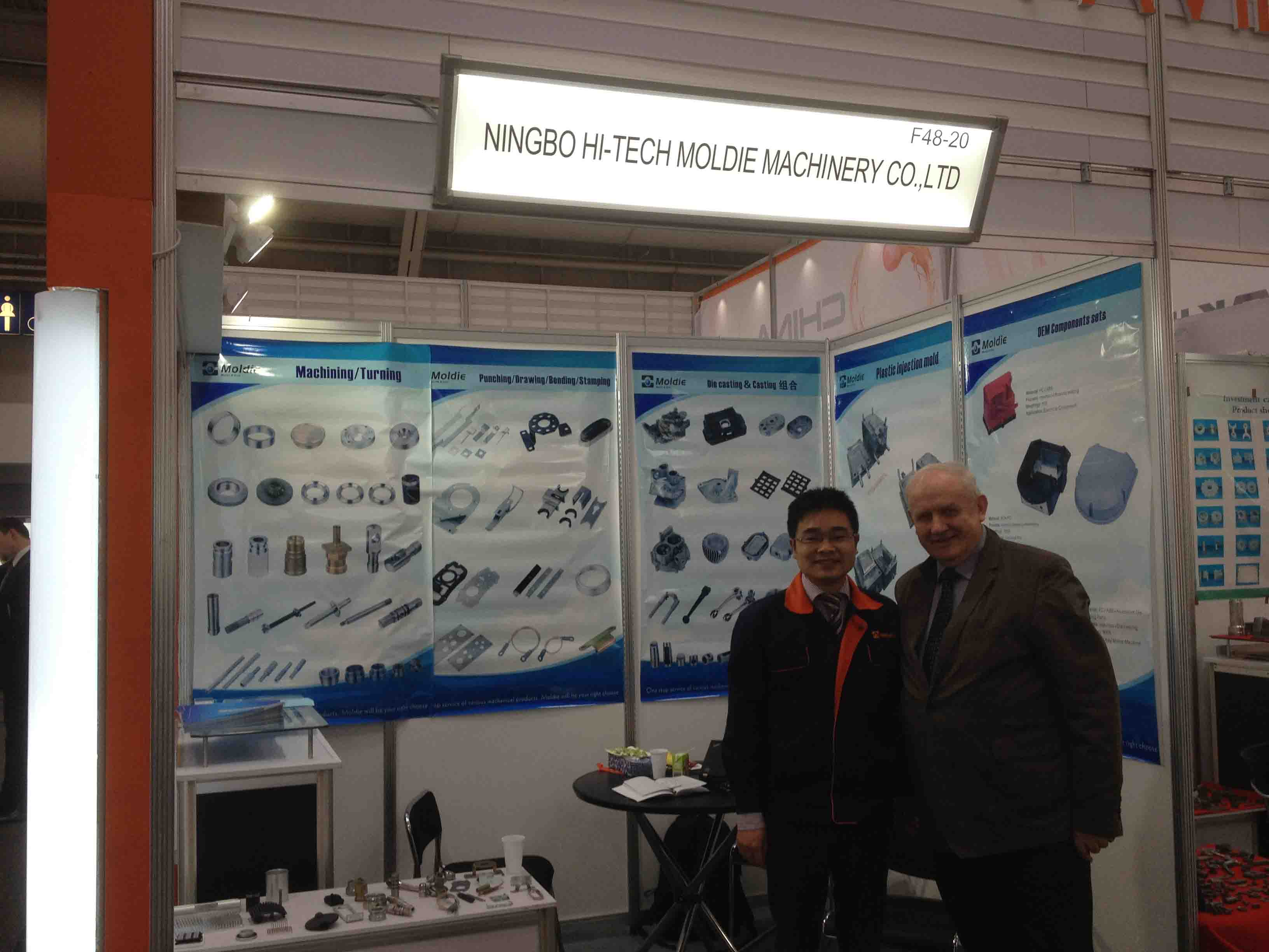 2014 Hannover messe