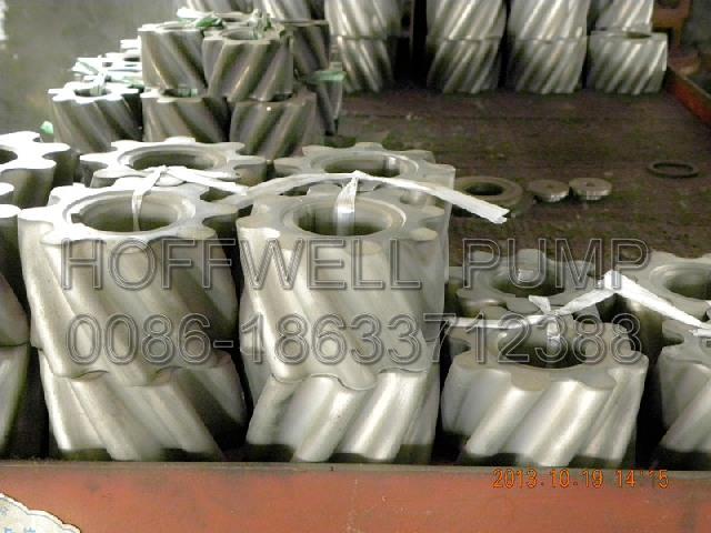 Gears of YCB40 gear pump