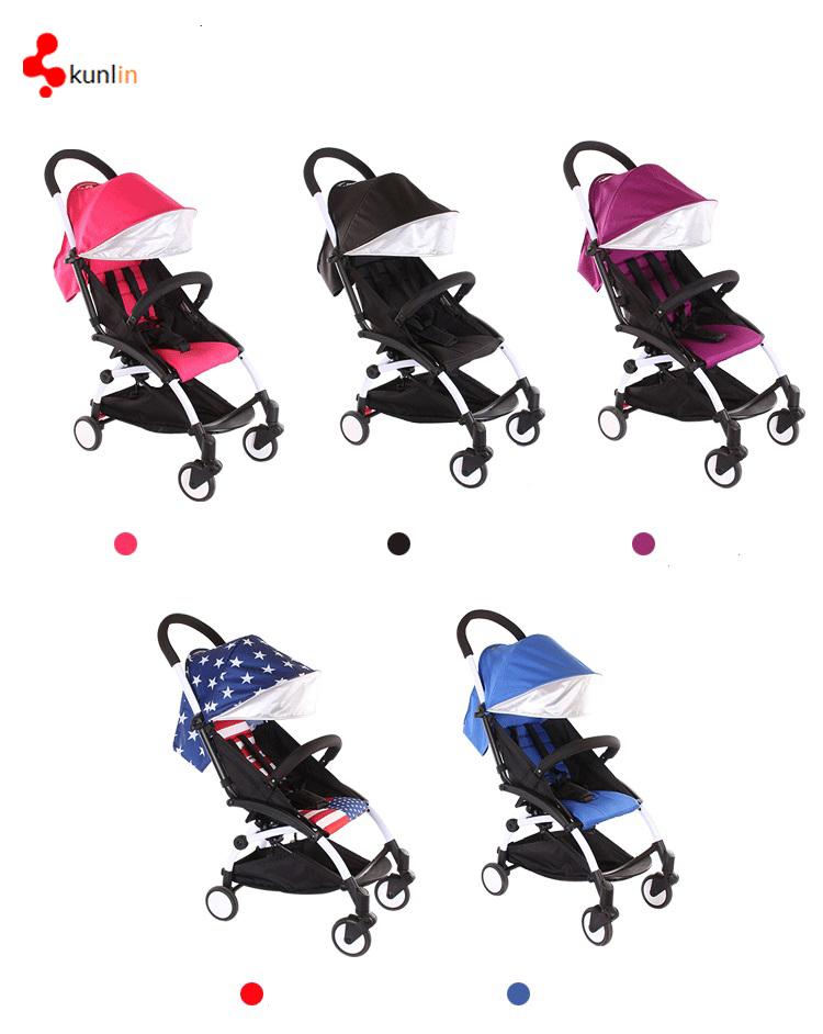 Super lightweight Infant Convenience Buggy Baby Stroller